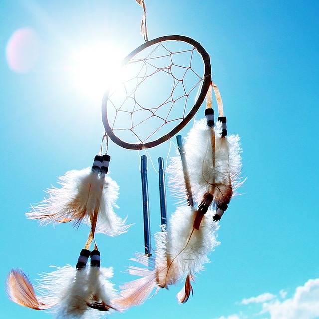 Insomnia - Dream catchers are believed to catch the good dreams that then drip down the feathers in to our sleep